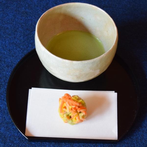 限定茶菓子 小雪 紅葉