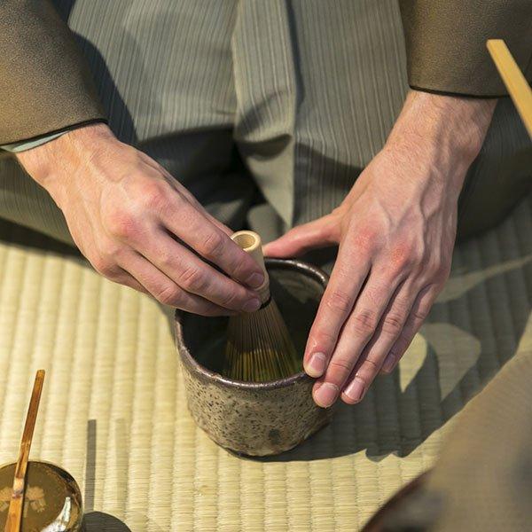 日本茶を知る「抹茶」