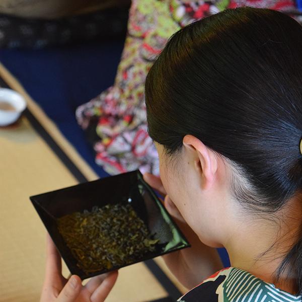 「無鄰菴ティースクール」 -お茶で心を和ませる人になりましょう-  第10回 【シーンにあわせたお茶の選び方3】=夜のお茶=