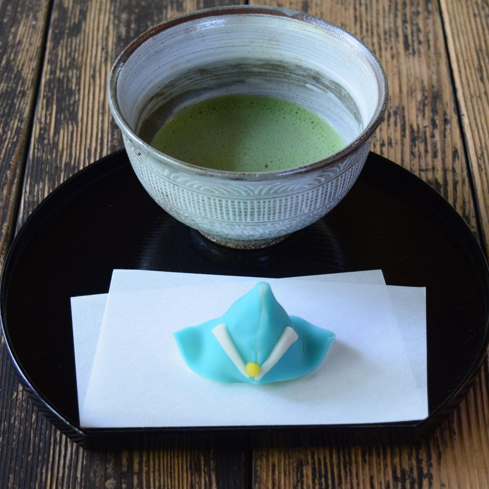 季節のしつらえと限定茶菓子席 立夏
