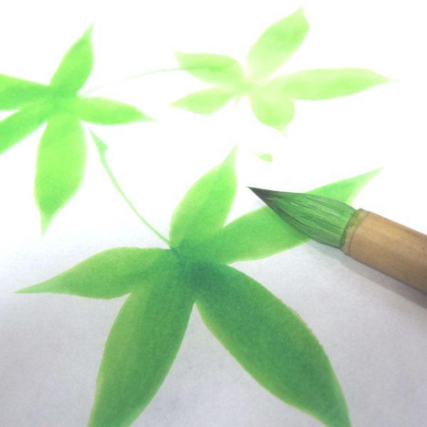 最終回!水墨画講座第3回「無鄰菴で描き初めを―新年を祝うめでたい絵画」
