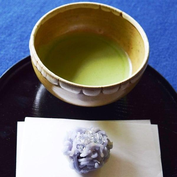 季節のしつらえと限定茶菓子席 芒種
