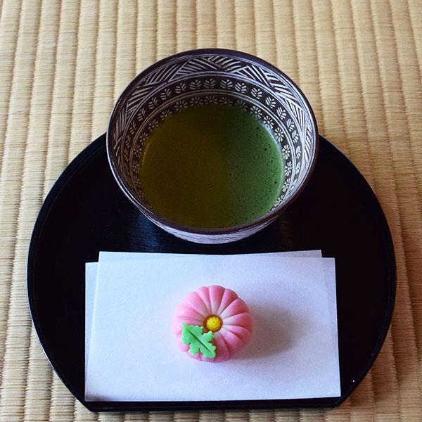 白露 限定茶菓子