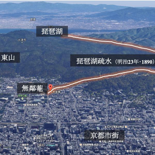 特別講座 京都高低差崖会 監修!「東山のランドスケープから見る無鄰菴」