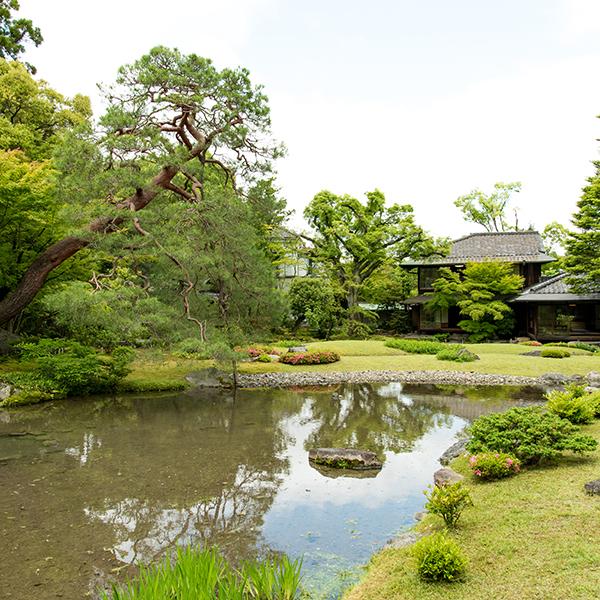 特別講座「水がつなぐ世界の庭園文化」ペルシャの庭から見た無鄰菴