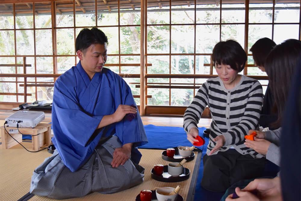 茶の湯 短期集中講座 6