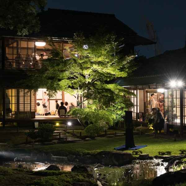 「月の桂」増田徳兵衛商店×無鄰菴