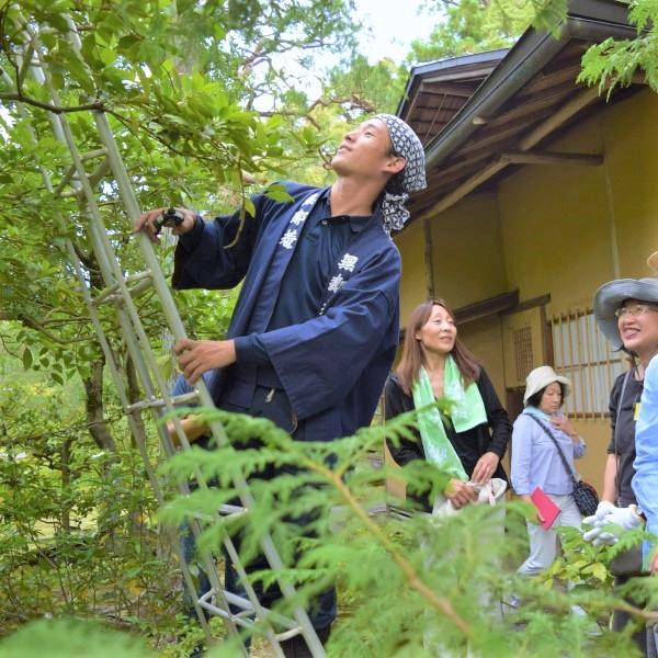 庭師と学ぶ フォスタリング・スタディーズ Ⅲ 第3回 コウヨウザン、ヒサカキ、ユキヤナギ