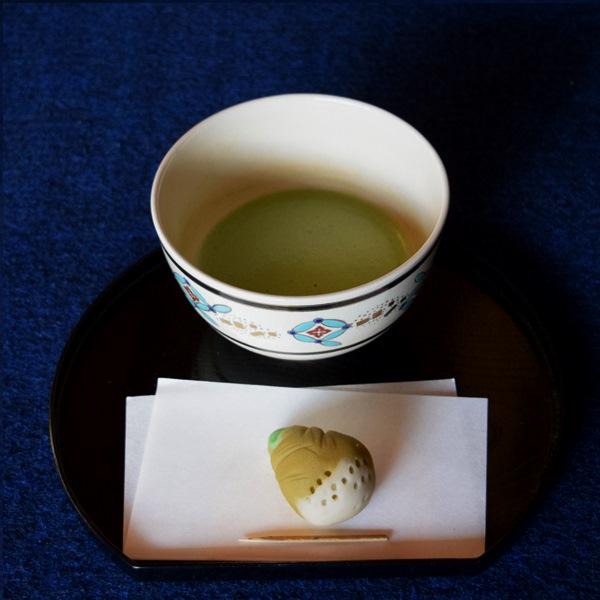 季節のしつらえと限定茶菓子席 穀雨