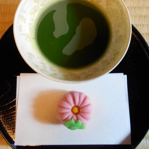 限定茶菓子 白露