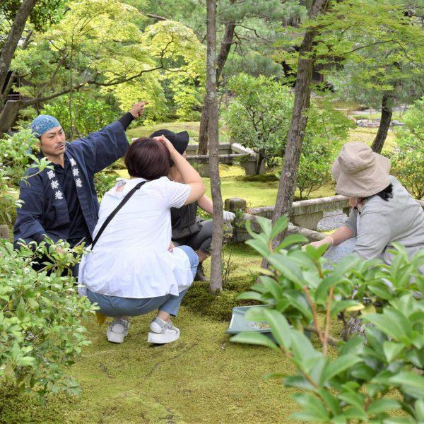 庭師と学ぶ名勝庭園