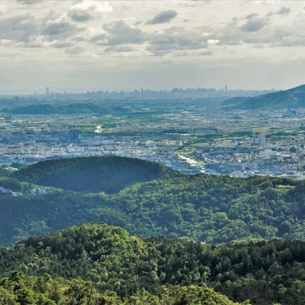 東山からの景色