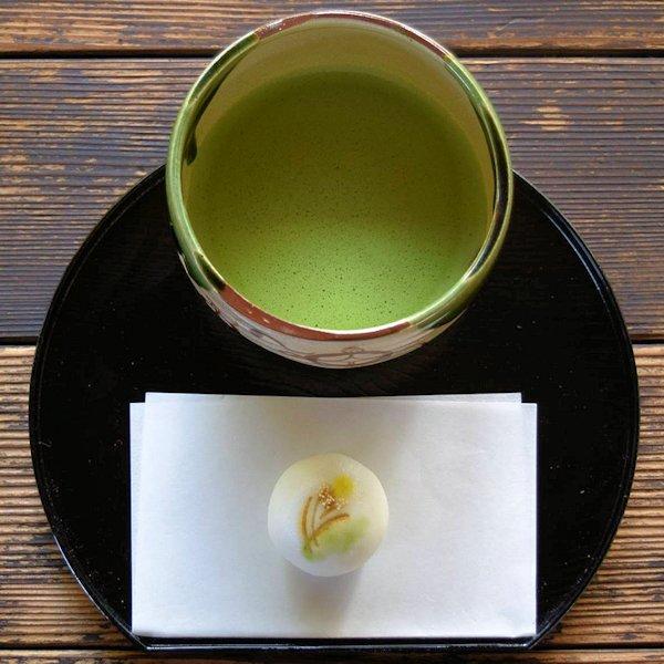 限定茶菓子 秋分
