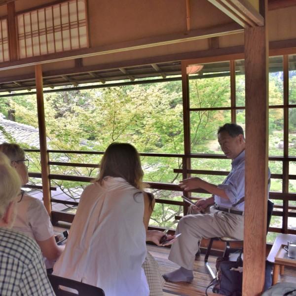 日本庭園集中セミナープラスin京都