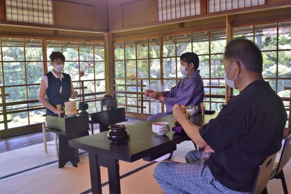 20200911茶道教室