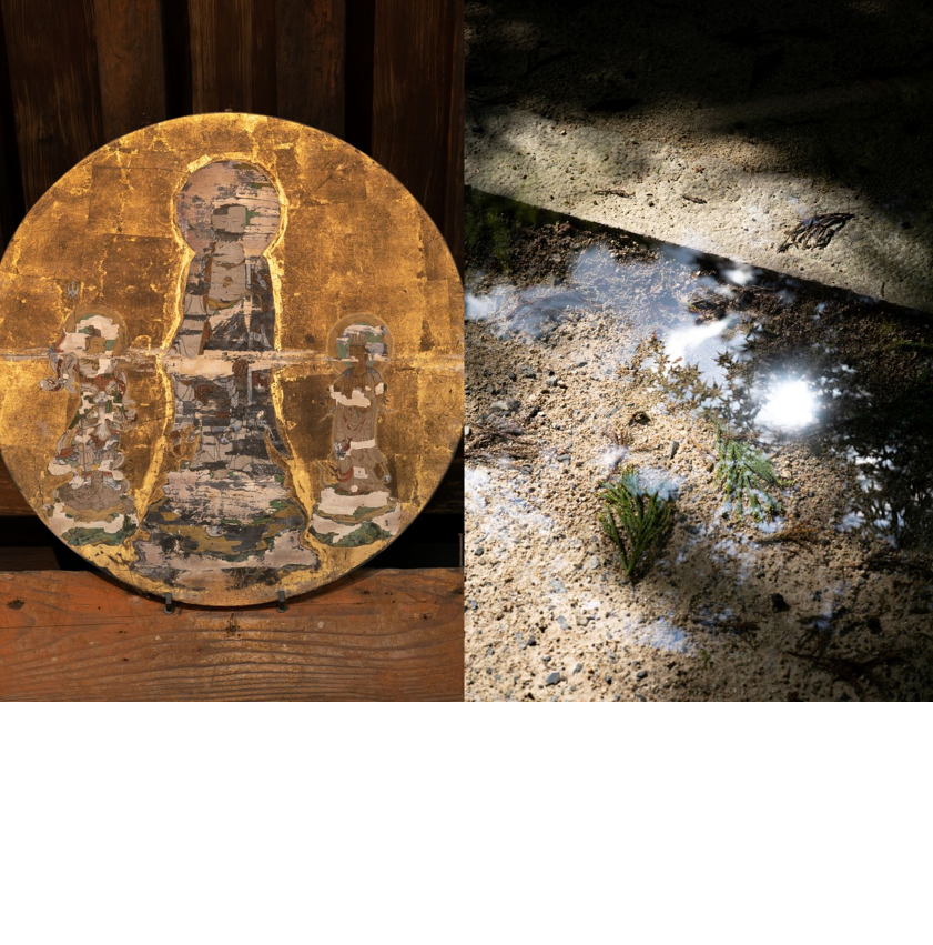 ヘリテージデザイン×無鄰菴 vol.2  写真展「所有者の視点から見た文化財 〜滋賀県湖南市 国宝 長壽寺〜」