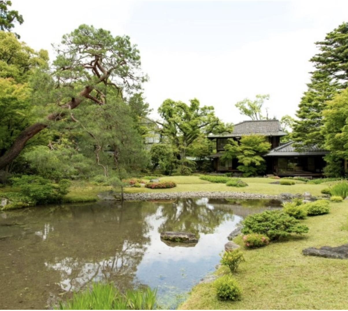 瓢亭×無鄰菴  晴れやかな「初釜茶会」。名勝庭園と通常非公開茶室で完全プライベート初開催!