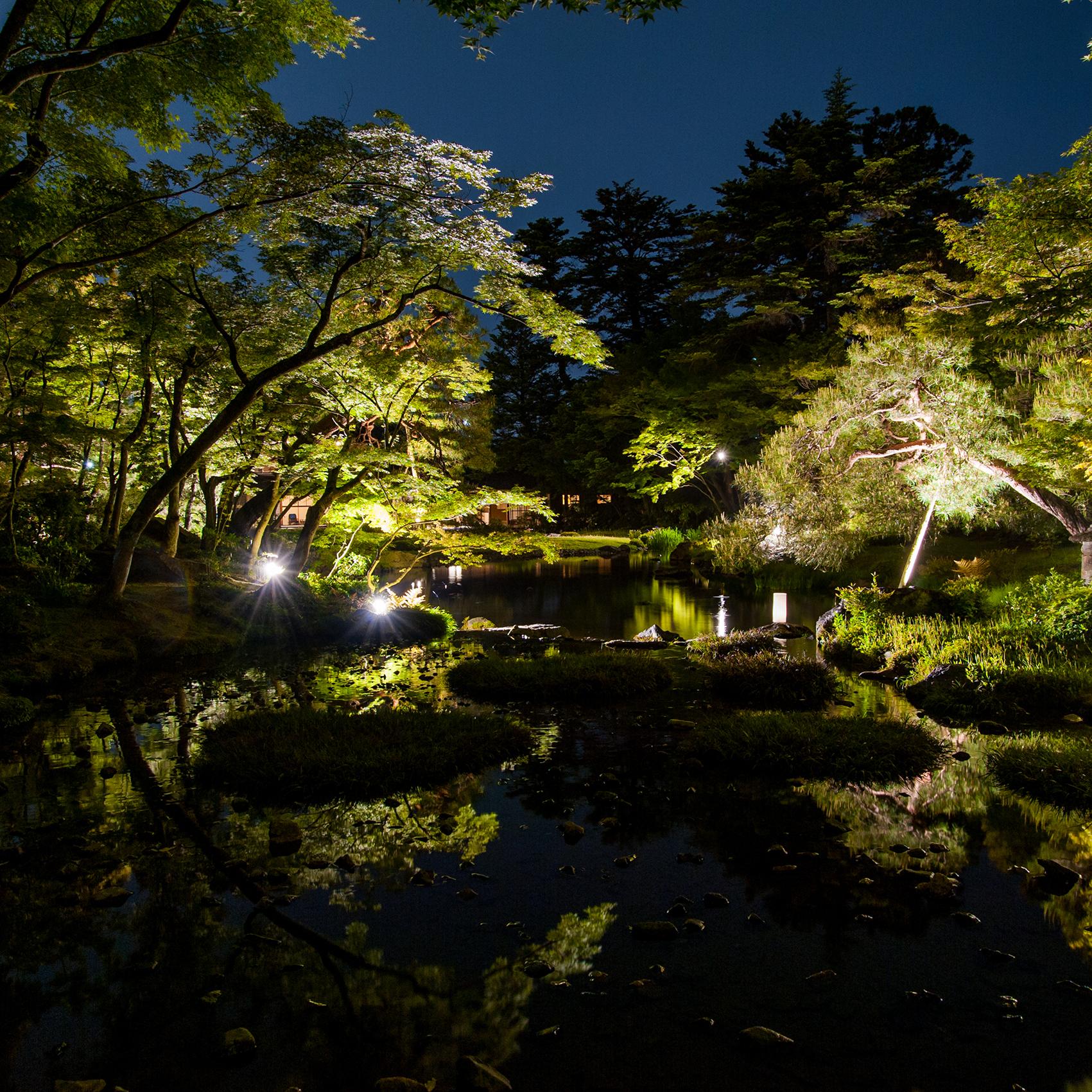 瓢亭×無鄰菴 ゴールデンウィーク特別限定 限定人数で京都を満喫!青もみじゆれる和ろうそく茶会
