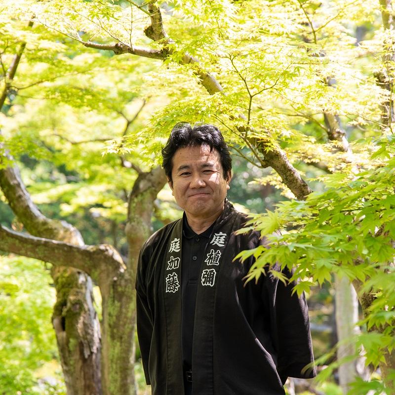 加藤友規先生の日本庭園講座と生放送ツアー